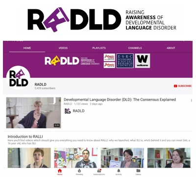 Raising awareness of DLD