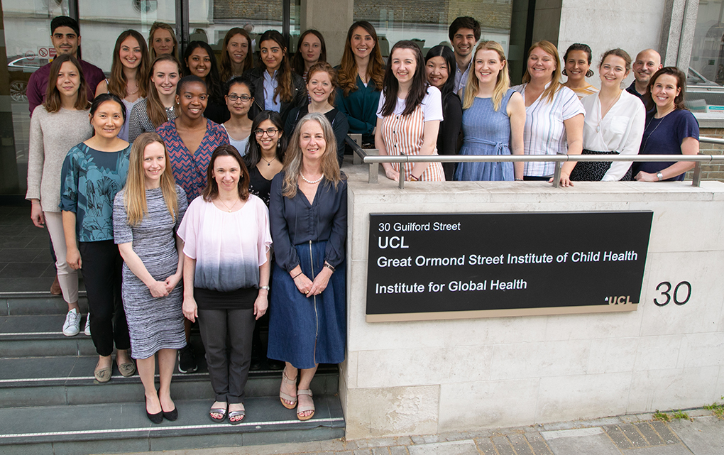 Great Ormond Street Institute of Child Health Psychological Medicine Research Team