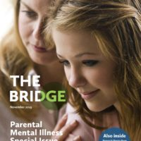 The Bridge front cover Parental Mental illness