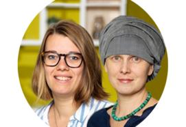 Dr. Ellen Verhoef & Dr. Beate St Pourcain